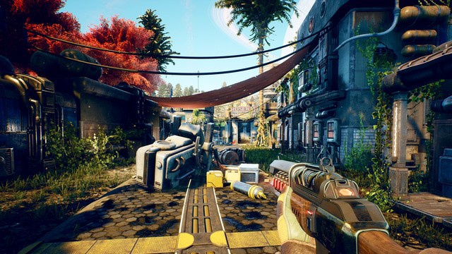 the outer worlds engine-4
