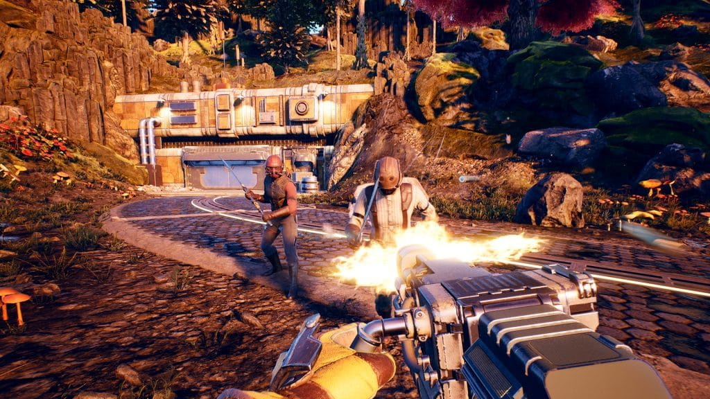 the outer worlds engine-5
