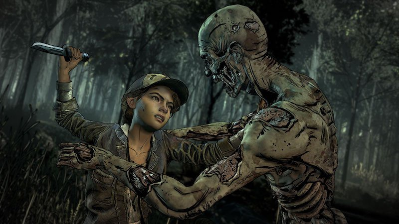 the walking dead gameplay-3