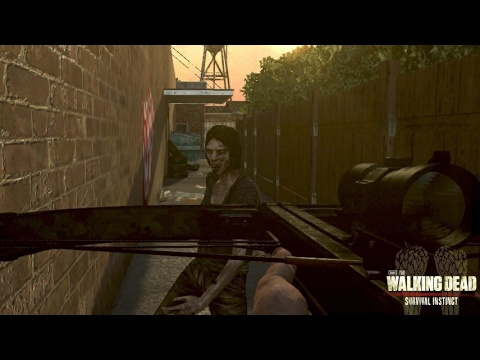the walking dead gameplay-8
