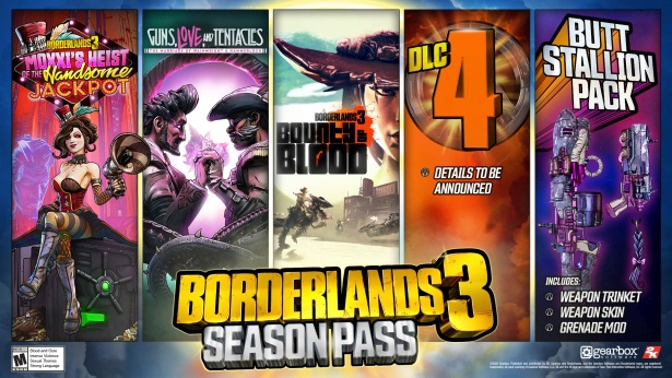 how much is borderlands 3-3