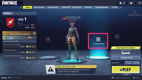how to add pc players on ps4 fortnite-4