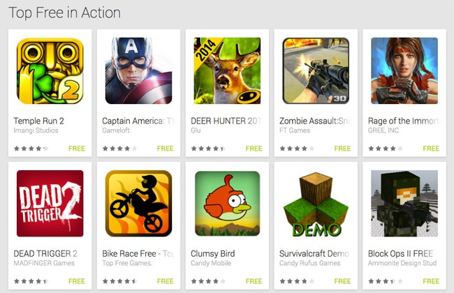 free game on google play-0