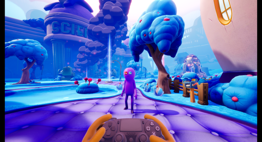trover saves the universe gameplay-0