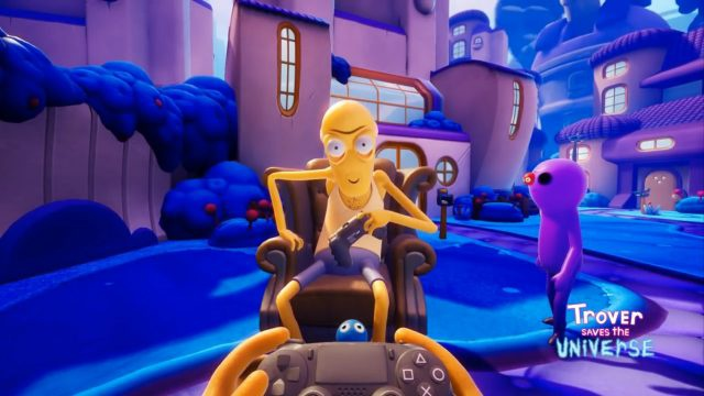 trover saves the universe gameplay-2