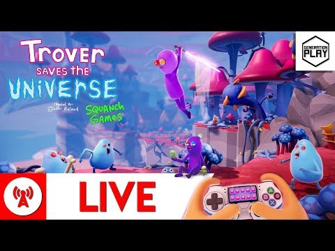 trover saves the universe gameplay-4