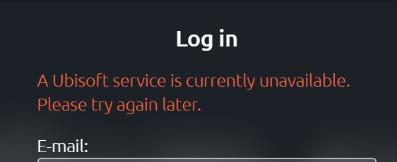 can't login to uplay-6