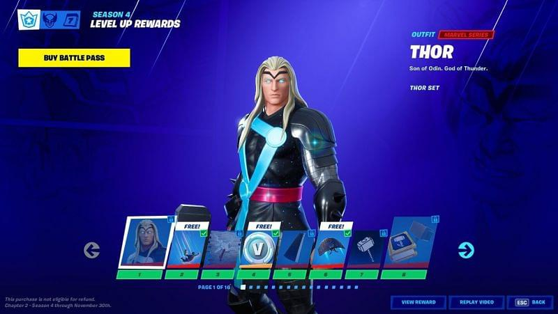 when will fortnite end-7