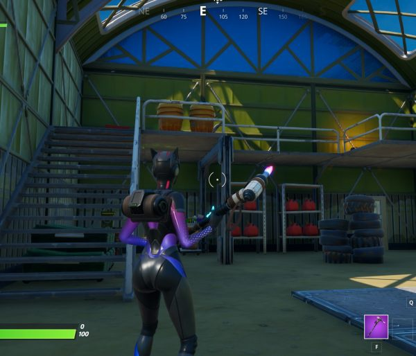 where is the n in fortnite chapter 2-0
