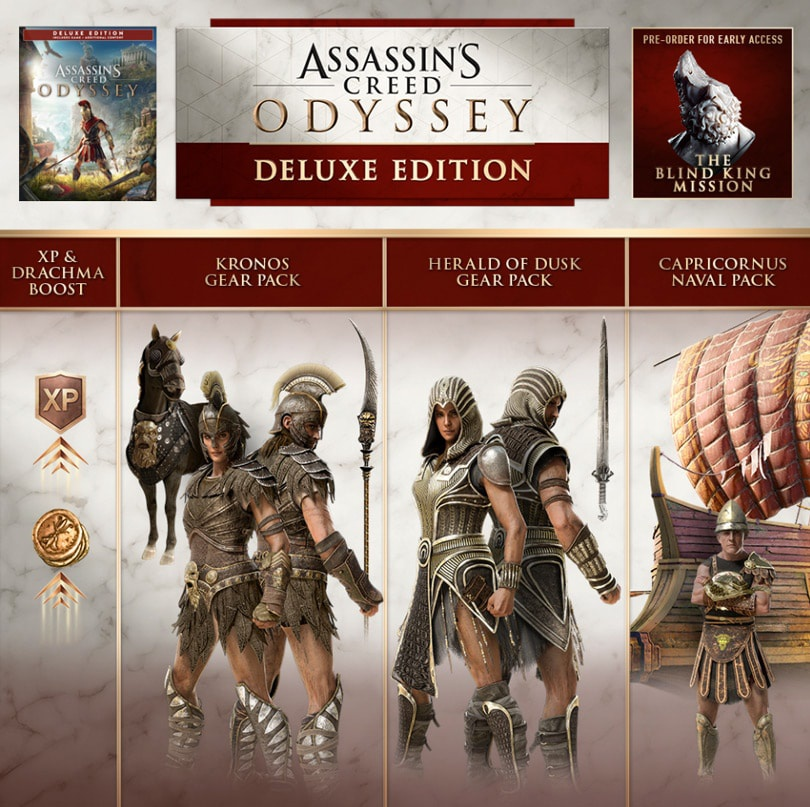 assassin's creed odyssey deluxe edition worth it-1