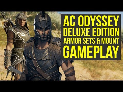 assassin's creed odyssey deluxe edition worth it-9