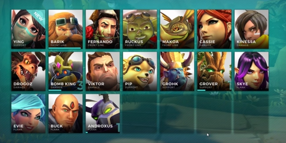 how many people play paladins-9