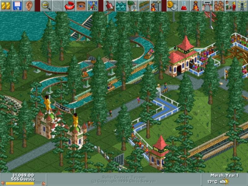 roller coaster tycoon free download full version-1