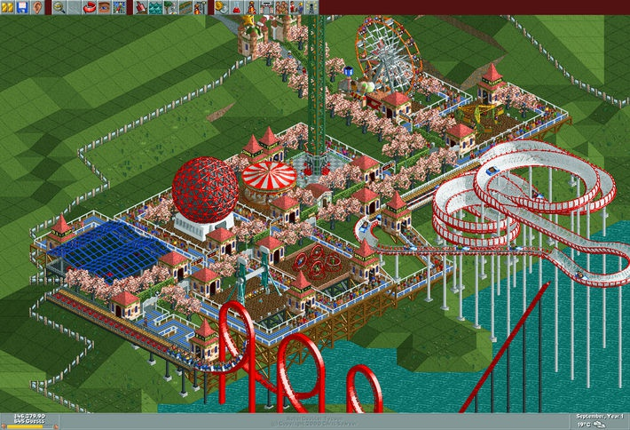 roller coaster tycoon free download full version-2