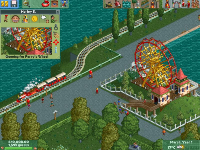 roller coaster tycoon free download full version-6