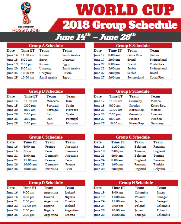 world cup eastern time-6