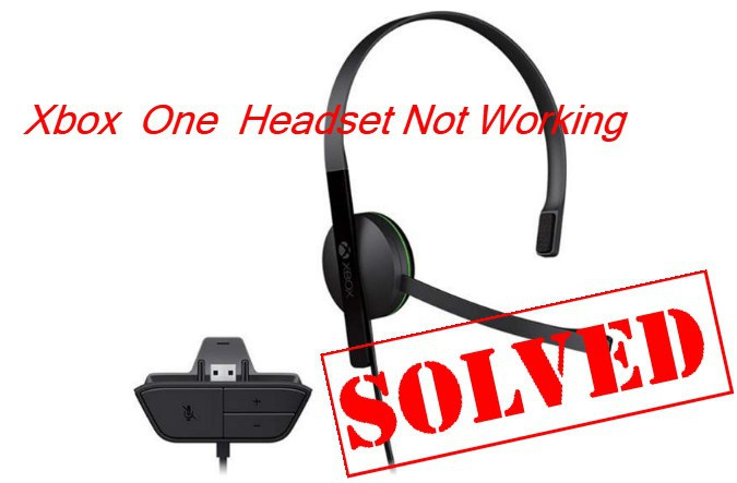xbox headset not working-0